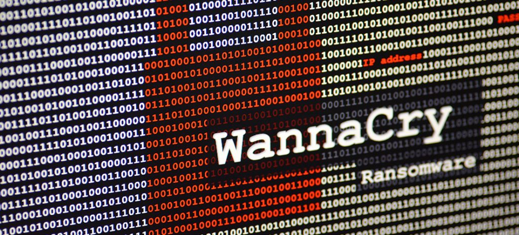 WannaCry: a worldwide wake-up call